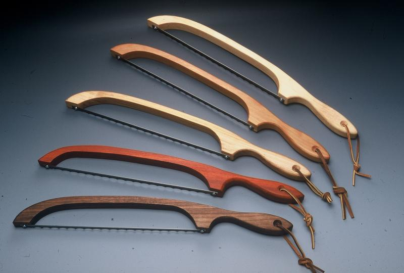 Bow Bread Knife - by JAY Made @ LumberJocks.com ...